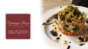 Imagen destacada web Catering Domingo Árias