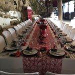 Cena de Navidad en el Huertecillo - Catering Domingo Arias