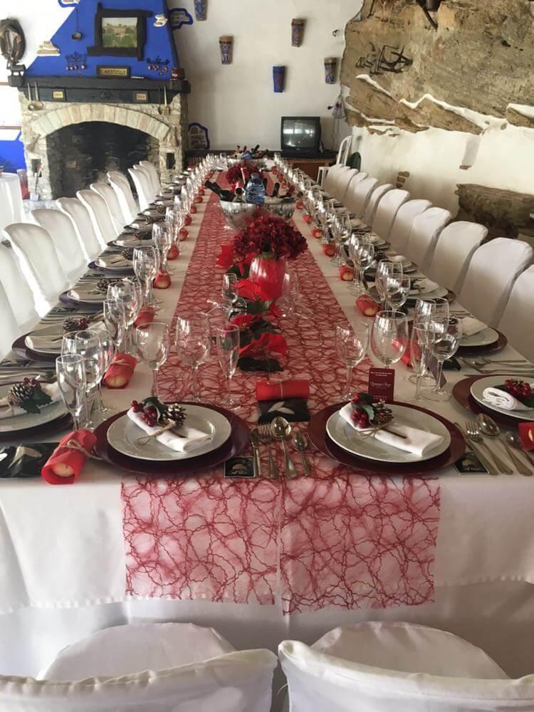 Cena Navidad El Huertecillo - Catering Domingo Arias