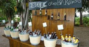Corner de cervezas