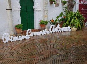 Primera comunión Antonio - Catering Domingo Arias