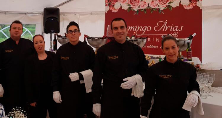 Domingo Arias Catering en Sevilla