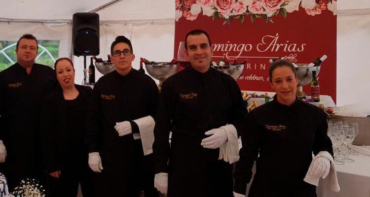 Domingo Arias Catering en Sevilla