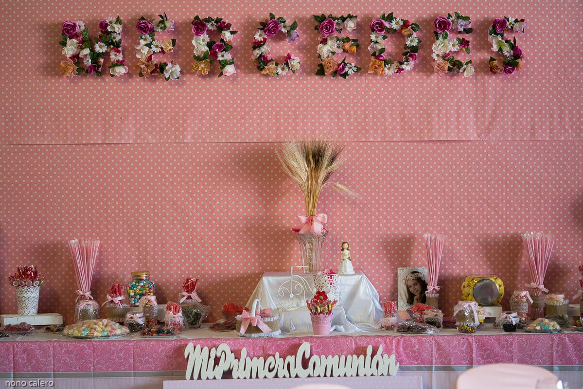 Comunión de Esperanza - Catering en Morón de la Frontera