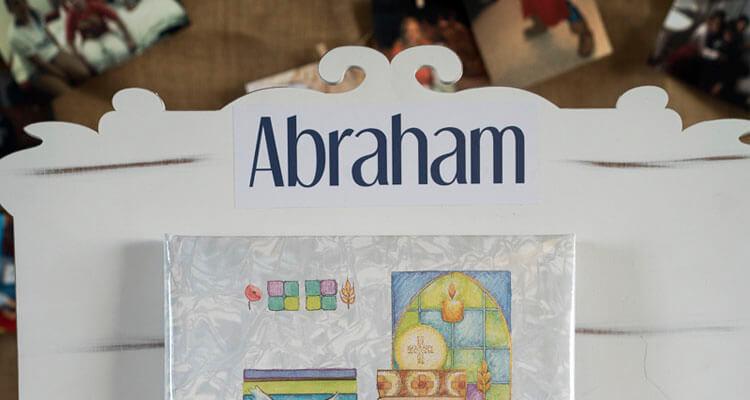 Catering en Los Palacios, la comunión de Abraham