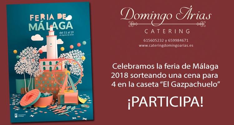 Sorteo Cena Feria Málaga